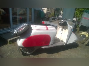 1956 Heinkel Tourist Scooter For Sale (picture 2 of 4)
