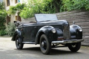 Picture of Hillman Minx Cabrio, 1948, Export Model LHD SOLD