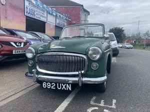Picture of 1955 1953 Hillman Minx Convertable! For Sale