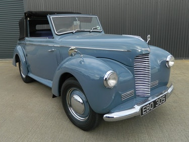 Picture of 1948 Hillman Minx For Sale