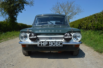 Picture of 1965 Works Hillman Super Imp rally car For Sale