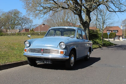 Picture of Hillman Minx 1964 - To be auctioned 30-07-21 For Sale by Auction