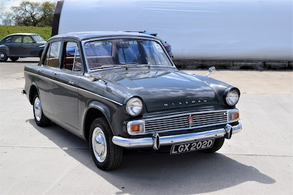 Picture of 1966 HILLMAN MINX VI - BEST OF MODEL, 1725cc, GREAT EXAMPLE! For Sale