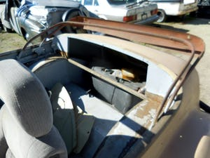 1958 1948 Hillman Minx Convertible Rare Project Narrowed 9 inch For Sale (picture 7 of 12)