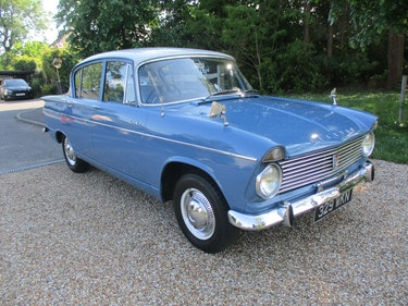 Picture of 1963 Hillman Super Minx (Card Payments Accepted & Delivery) For Sale