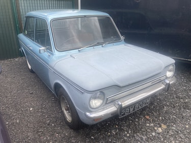 Picture of 1974 Hillman Imp Project For Sale by Auction
