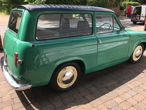 1962 Hillman Husky For Sale (picture 4 of 12)