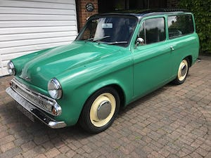 1962 Hillman Husky For Sale (picture 7 of 12)