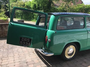 1962 Hillman Husky For Sale (picture 10 of 12)