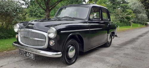 Picture of 1955 HILLMAN MINX MK8 ~ SUPERB SOLID ORDER ~ ENTRY CLASSIC!! For Sale