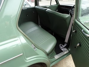 1966 HILLMAN MINX 1725 AUTO *Only 18,000 miles* For Sale (picture 3 of 6)