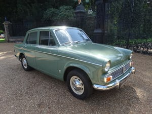 1966 HILLMAN MINX 1725 AUTO *Only 18,000 miles* For Sale (picture 1 of 6)