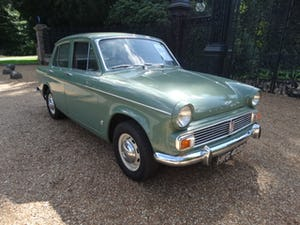 1966 HILLMAN MINX 1725 AUTO *Only 18,000 miles* For Sale (picture 6 of 6)