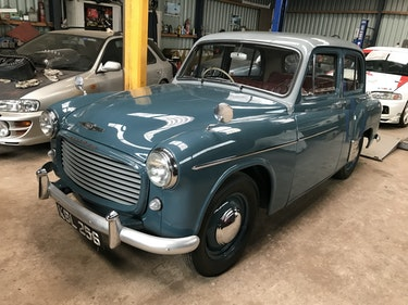 Picture of 1954 HILLMAN MINX MK VII IN NICE,PRESENTABLE CONDITION For Sale