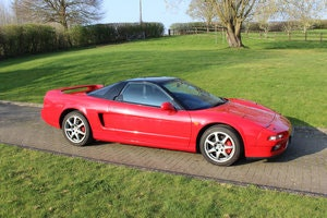 Picture of 1991 HONDA NSX AUTO COUPE - 48,600 miles SOLD