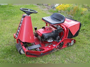 Honda Dynamow zero turn classic mower For Sale (picture 2 of 5)