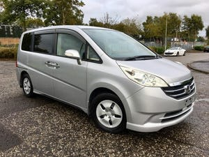 2008 FRESH IMPORT HONDA STEP WAGON 2.0 PETROL AUTO 7 SEATS For Sale (picture 1 of 6)