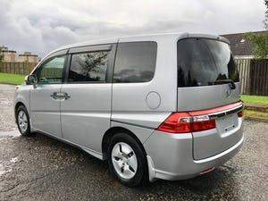 2008 FRESH IMPORT HONDA STEP WAGON 2.0 PETROL AUTO 7 SEATS For Sale (picture 2 of 6)