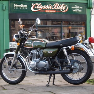 Picture of 1972 Honda CB350 Four Classic, SOLD SOLD