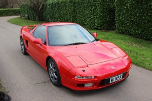 Picture of Honda NSX 3.2 6-Speed Manual Coupe - 2000 SOLD