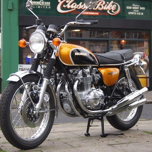 Picture of 1972 Honda CB500 Four SOHC.  RESERVED FOR JIMMY. SOLD