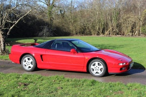 Picture of 1991 Honda NSX Auto Coupe - UK supplied - Only 26,100 miles For Sale