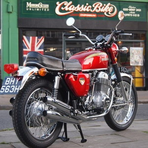 Picture of 1970 Honda CB750 K0 Just Magnificent. RESERVED FOR ANTHONY SOLD