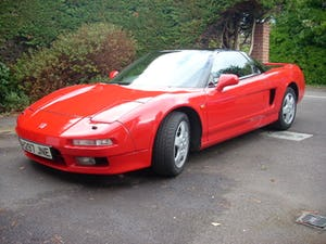 1991 NSX number 146 For Sale (picture 1 of 6)