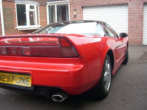 1991 NSX number 146 For Sale (picture 5 of 6)