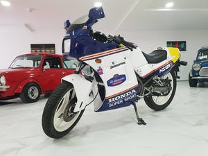 Honda NS 125 R2 Rothmans - 1989 For Sale (picture 1 of 6)