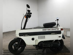 1981 HONDA MOTOCOMPO 50CC * HONDA ACTY TRUNK/BOOT MOTORCYCLE * For Sale (picture 2 of 4)