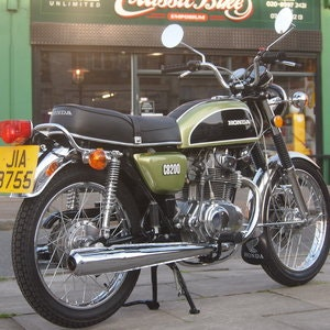 Picture of 1976 Honda CB200 UK Bike, RESERVED FOR SHAUN. SOLD