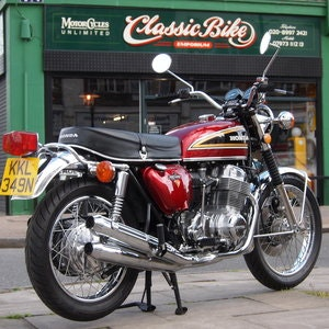 Picture of 1975 Honda CB750 K5 SOHC, In Lovely Condition. SOLD