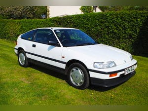 1988 Honda Civic 1.6 CRX 3dr For Sale (picture 1 of 6)