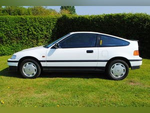 1988 Honda Civic 1.6 CRX 3dr For Sale (picture 3 of 6)