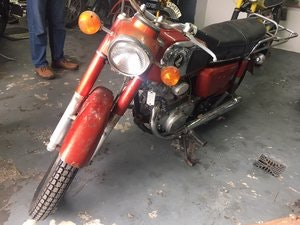 Picture of 1976 RARE HONDA CD 175 For Sale