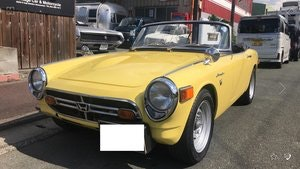 Picture of 1967 HONDA S800 (Rigid) from Japan For Sale