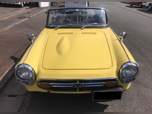 1967 HONDA S800 (Rigid) from Japan For Sale (picture 2 of 6)