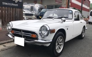 Picture of 1966 HONDA S800 (Coupe) from Japan For Sale