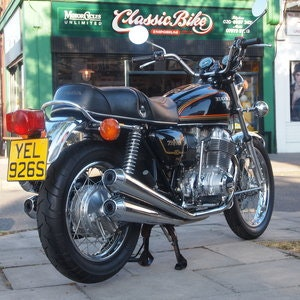 Picture of 1978 Honda CB750 K8 5703 Miles, RESERVED FOR LOUIS & ANTOINETTE. SOLD