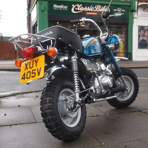 Picture of Honda Z50j 1980 RESERVED FOR ALAN. SOLD