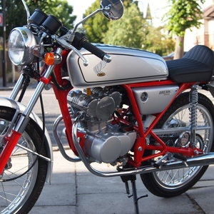 Picture of 1997 Honda CB50 Dream DOHC AC15 Ltd Edition, 2 Kms From New. SOLD