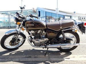 Picture of 1975 Honda 500CBT  For Sale