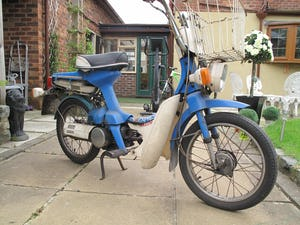 1981 Honda Express NC50 For Sale (picture 2 of 6)
