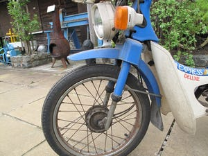 1981 Honda Express NC50 For Sale (picture 3 of 6)