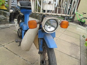 1981 Honda Express NC50 For Sale (picture 6 of 6)