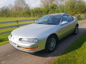 1992 Honda Prelude - SUPER LOW MILES - one prev owner For Sale (picture 1 of 12)