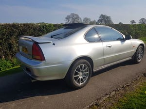 1992 Honda Prelude - SUPER LOW MILES - one prev owner For Sale (picture 3 of 12)