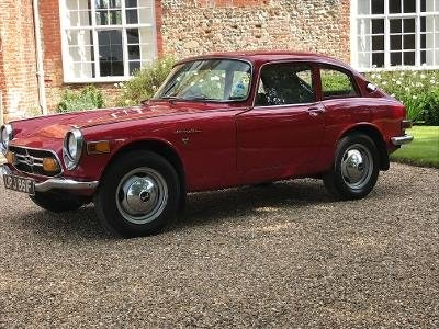 1968 S800 MkII Coupe For Sale (picture 4 of 6)