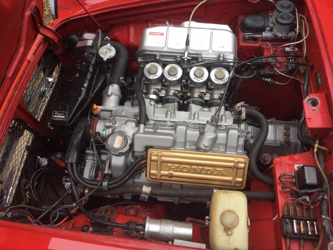1968 S800 MkII Coupe For Sale (picture 6 of 6)
